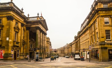 Grey Street and Theatre Royal