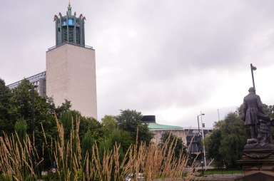 The Civic Centre
